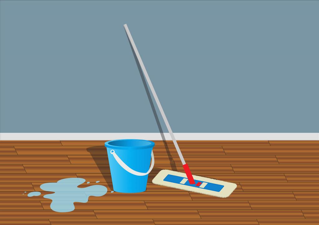 hoe onderhoud ik een laminaatvloer